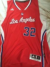 Blake Griffin Red Clippers Jersey Mens Large