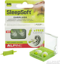 Ear Plugs For Sleeping Earplugs Sleep Best Hearing Protection Alpine Sleepsoft