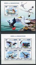 MALEDIVEN MALDIVE 2013 Vögel Seevögel Birds Uccelli Oiseaux ** MNH