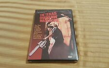 The Texas Chainsaw Massacre (DVD, 1998, Pioneer Special Edition) NEW