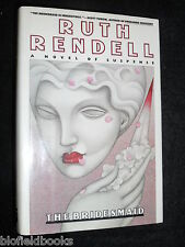SIGNED COPY; Ruth Rendell - The Bridesmaid - Aug 1989 - 1st US Edition, Suspense