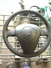 CITROEN C2 2004 STEERING WHEEL AND AIRBAG