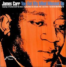 JAMES CARR You Got My Mind Messed Up GOLDWAX RECORDS Sealed Vinyl LP