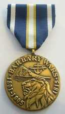 BARBARY WARS COMMEMORATIVE MEDAL