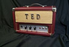Boutique Handmade Handwired 5W Valve Tube Amp Head Guitar Amplifier Plexi Sound