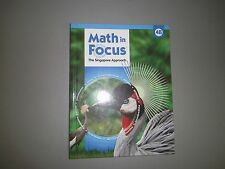 Houghton Mifflin Harcourt Math in Focus 4B, 2009, Student Textbook  0669010839