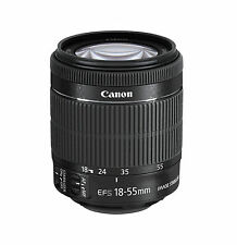 Canon 18-55mm f/3.5-5.6 EF-S IS STM Lens W 2Years Canon Warranty