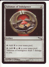 4x talisman of indulgence/talisman de la genus cherche (mirrodin) Mana