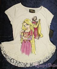 Disney Designer Fairytale Rapunzel and Mother Gothel Top Size XL New with Tags!