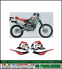 kit adesivi stickers compatibili xr 600 r 1997