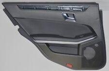 Original Mercedes Classe E W212 Posteriore sinistro porta pannello A2127300170