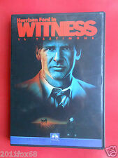 dvd,film,movie,witness il testimone,harrison ford,kelly mcgillis,viggo mortensen