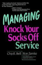Managing Knock Your Socks Off Service (Knock Your Socks Off Series)