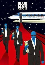 Blue Man Group - How To Be A Megastar Live (2-Disc Set DVD & CD) New Free Ship
