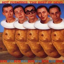 Devo Best Of CD NEW SEALED Jocko Homo/Whip It/Mongoloid/Satisfaction/Be Stiff+