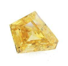 0.49 Carat Fancy Intense Orange Yellow GIA Diamond Loose Natural Color Certified