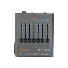 Transcension SDC 6 DMX Controller 6 Channel 6CH Desk Lighting