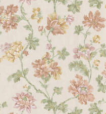 Beautiful Large Floral Mirage Wallpaper Double Roll Bolts FREE SHIPPING