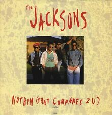 """The Jacksons - Nothin (That Compares 2 U) 3 Mixes inc. The Mix & Choice Dub 12"""""""