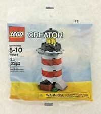 LEGO CREATOR 'LIGHTHOUSE' (30023) POLY BAG - NEW UNOPENED!!!