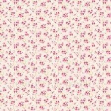 Miniatura Per Casa Delle Bambole Rosa Blossom Carta Da Parati