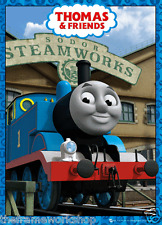 THOMAS THE TANK ENGINE - 3D MOVING PICTURE POSTER 300mm x 400mm (NEW)
