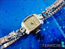 Exquisite Vintage 1954 Ladies Longines Hand Winding, One Year Warranty, Serviced