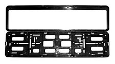 New EEC European Front License Plate Mounting Bracket