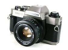 Chinon CM-7 35mm SLR Film Camera & 50mm Lens