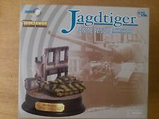 1:72 Dragon 60201 Jagdtiger Porsche Version 3/sPzJgAbt 653 Germany1945 Diorarmor