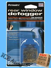 Permatex 21351 Electrically Conductive Rear Window Defogger Tab Adhesive REPAIR