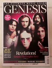 UNCUT 122 Page GENESIS Ultimate Music Guide RARE PHOTOS Complete Works CLASSIC