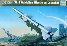 Hobbyboss Trumpeter 00206 1/35 Guideline Missile Launcher Build Educational toys