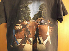 Beatles product Abbey Road t shirt Mens size Medium Pre-owned 2006 Apple Corp Lt