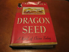 1942 Dragon Seed A Novel of China Today by Pearl S Buck
