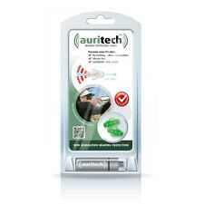 "Auritech hearing protectors Ear plugs ""Shoot"" for clay pigeon/game shooting"