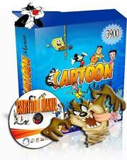 Cartoon mania édition 2015 vector collection eps clip art