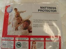 "Mattress Pad / Waterproof, Bed Bug Barrier, Mattress Protector - King 76"" x 80"""