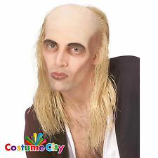 Official Rocky Horror Picture Show Riff Raff Wig Fancy Dress Accessory