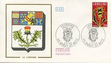 FIRST DAY COVER / 1° JOUR FRANCE / LORRAINE 1979 NANCY LES METZ