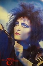 Siouxsie And The Banshees 24x36 Close Up Music Poster 1986 Original S303