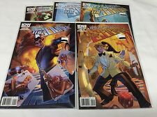 JACK AVARICE:THE COURIER#1-5 (IDW/CHRIS MADDEN/0815208) COMIC BOOK FULL SET OF 5