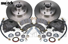 C10 Disc Brake Conversion Kit 1963-70 Chevy GMC 6 Lug Stock Height Spindle