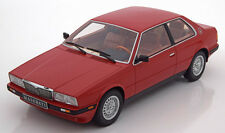 Minichamps 1982 MASERATI BITURBO COUPE Red Color 1/18 Scale New!