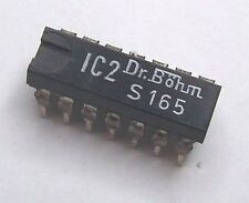 SAJ205 - 8-Stage Frequency Divider - chip for Vintage Bohm keyboards - IC2