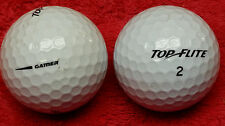 24 Top Flite Gamer AAAAA golf balls $26.00 with ship includes Gamer Tour and V2