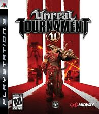 Unreal Tournament III - Playstation 3 Game