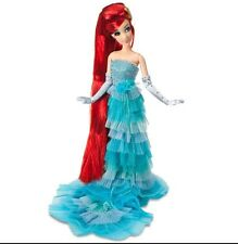Limited edition Disney Designer Doll Ariel The Little Mermaid New With Gift Bag