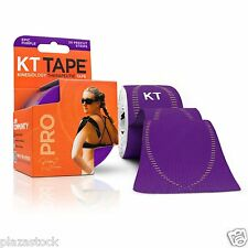 KT Tape Pro Kinesiology Elastic Sports Tape - Support - Epic Purple
