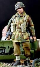 1/35th WWII British Para Relaxed with Sten Wee Friends WF35047 unpainted kit